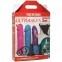 Страпон Doc Johnson Vac-U-Lock - Dual Density UltraSKYN Colors Set 2