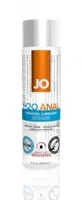Лубрикант на водной основе System JO ANAL H2O - WARMING