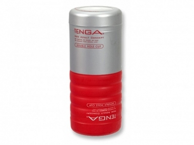 Мастурбатор Tenga US Double Hole Cup