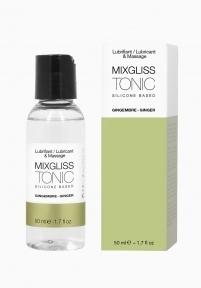 Лубрикант на силиконовой основе MixGliss TONIC - GINGEMBRE, 50 мл