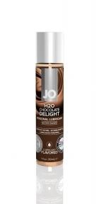 Лубрикант на водной основе System JO H2O - CHOCOLATE DELIGHT, 30 мл