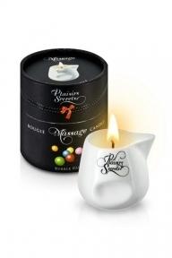 Массажная свеча Plaisirs Secrets Bubble Gum, 80 мл