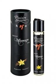 Массажное масло Plaisirs Secrets Vanilla (59 мл)