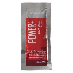 Мощный пролонгатор Doc Johnson Power+ Delay Cream For Men, 7 мл (SO3487)