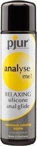 Анальная смазка pjur analyse me! Relaxing jojoba silicone lubricant, 30 мл