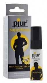 Пролонгирующий спрей для мужчин pjur Superhero Spray, 20 мл
