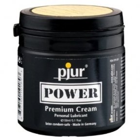 Лубрикант на комбинированной основе pjur POWER Premium Cream