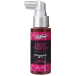 Спрей для минета Doc Johnson GoodHead Deep Throat Spray – Sweet Strawberry, 59 мл