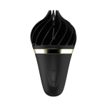 Мороженка спиннатор Satisfyer Lay-On - Sweet Temptation Black/Gold (SO3551)